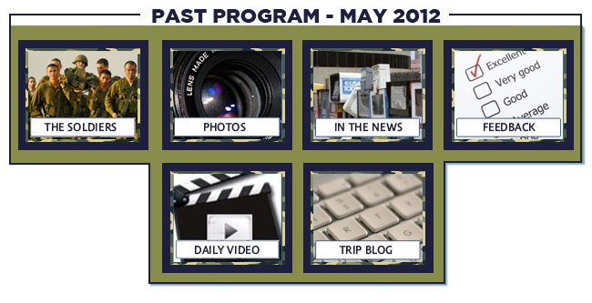 Past Program May 2012